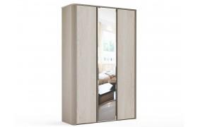 Распашной шкаф Шкаф 3-х дверный Лацио