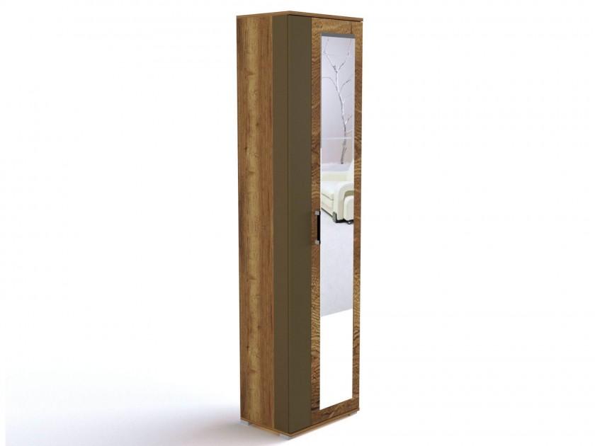 распашной шкаф Шкаф для одежды с зеркалом Ханна Шкаф для одежды с зеркалом Ханна
