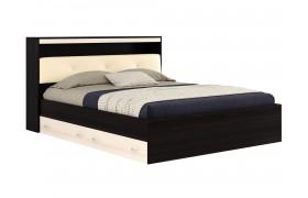 Кровать Кровать с блоком и ящиками Виктория ЭКО-П (180х200)