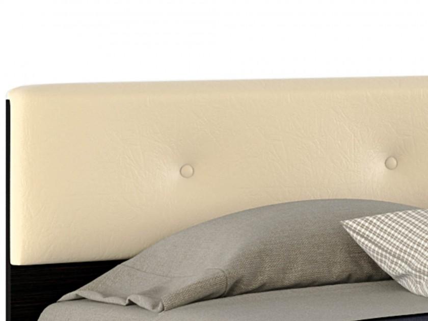 Кровать Кровать с блоком, ящиками и тумбами Виктория ЭКО-П (140х200)