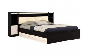 Кровать Кровать с блоком, ящиками и тумбами Виктория ЭКО-П (180х200)