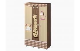 Распашной шкаф Лиса