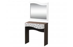 Туалетный стол Трюмо с зеркалом Елена