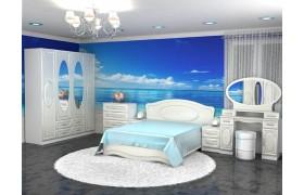 Спальный гарнитур Спальня Жемчуг