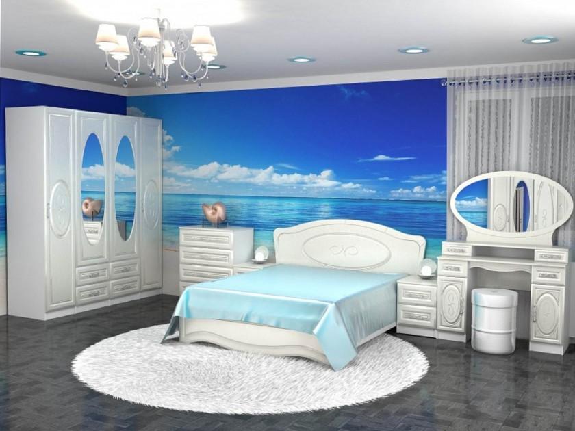 Фото - спальный гарнитур Спальня Жемчуг Спальня Жемчуг спальный гарнитур спальня соренто спальня соренто