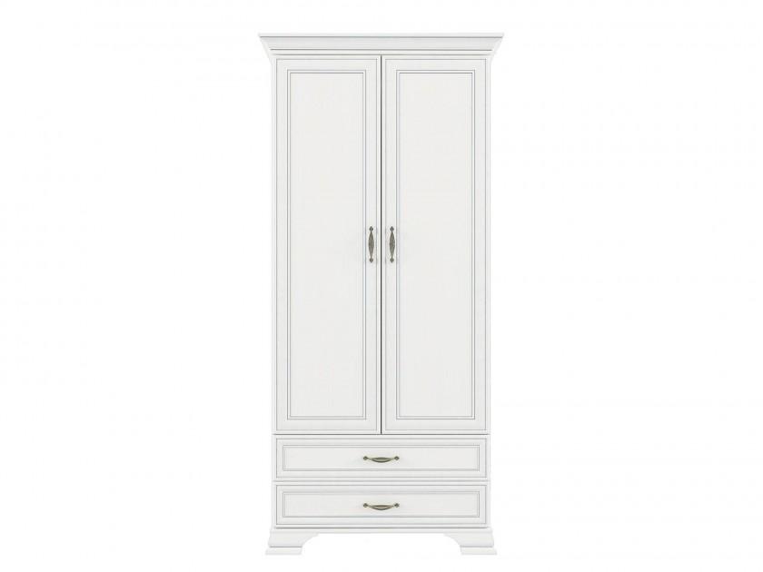 распашной шкаф Шкаф Tiffany в цвете Вудлайн кремовый