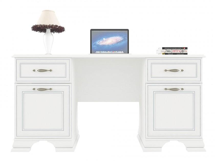 tiffany письменный стол Стол письменный Tiffany Tiffany в цвете Вудлайн кремовый