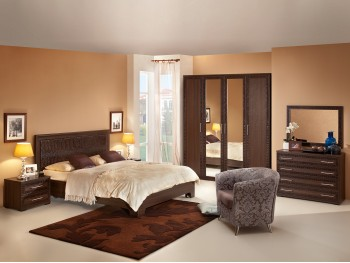 Спальный гарнитур Тоскана