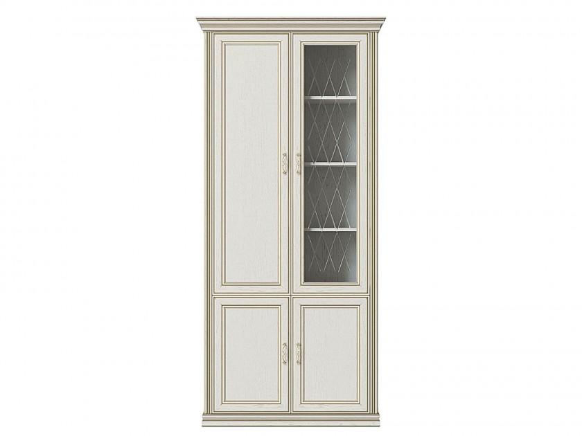 распашной шкаф Шкаф 4-х дверный (1 стеклодверь) Венето Венето шкаф 1 стеклодверь и ящик прато