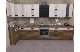 Кухонный гарнитур Адель угловая