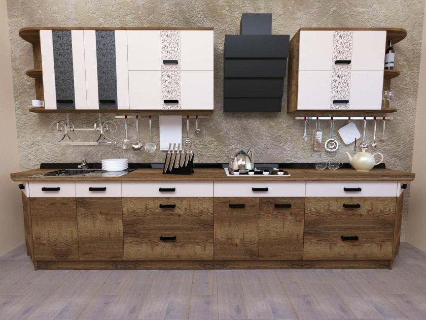 кухонный гарнитур Кухня Адель 3800 Кухня Адель 3800
