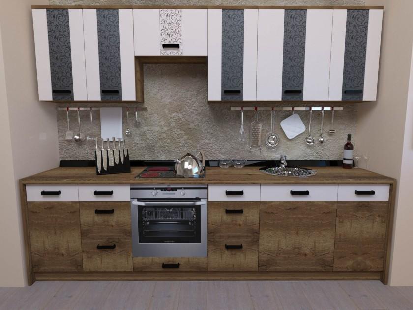 кухонный гарнитур Кухня Адель 2800 Кухня Адель 2800