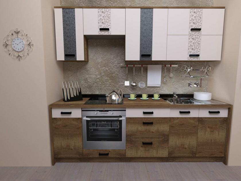 кухонный гарнитур Кухня Адель 2400 Кухня Адель 2400
