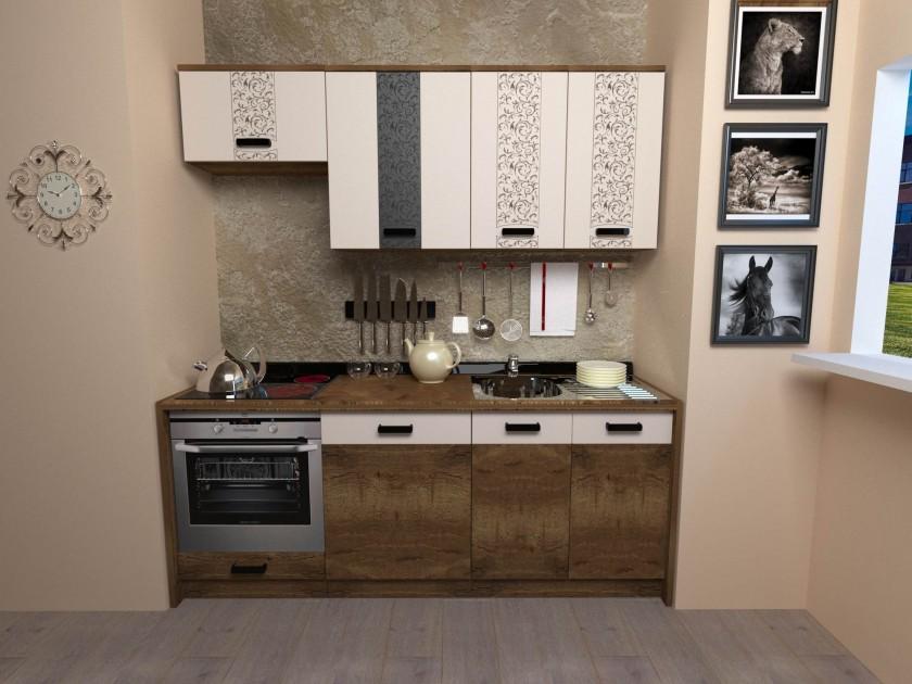 цена на кухонный гарнитур Кухня Адель 2000 Кухня Адель 2000
