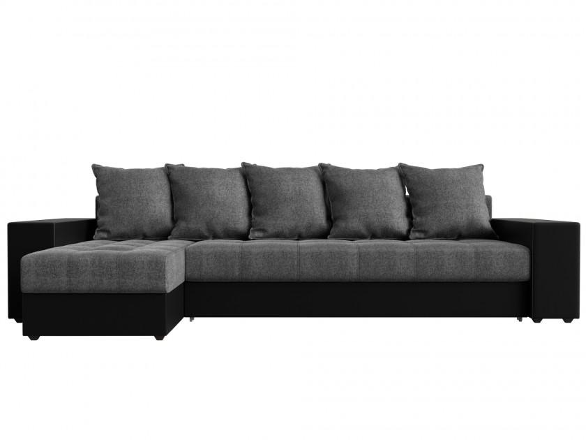 Черные угловые диваны