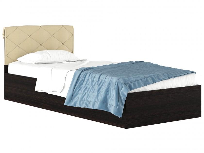 кровать Кровать с матрасом Виктория-П (90х200) Кровать с матрасом Виктория-П (90х200) кровать кровать с матрасом и ящиком виктория 90х200 кровать с матрасом и ящиком виктория 90х200