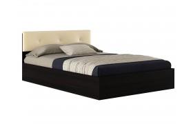 Кровать с матраом Виктория ЭКО-П (140х200)