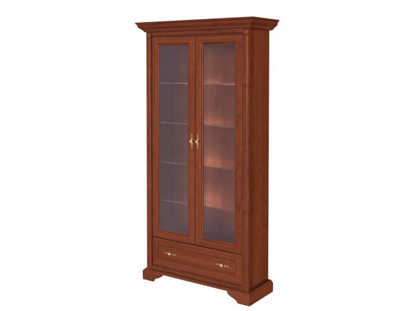 витрина Шкаф-витрина 2-х дверный Стиль Стиль life in trend шкаф витрина двухдверный reina
