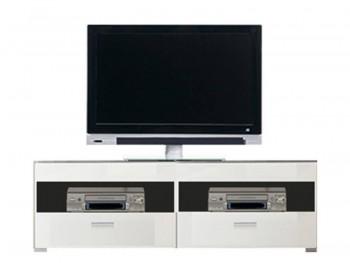Тумба под телевизор Jang в цвете Белый блеск