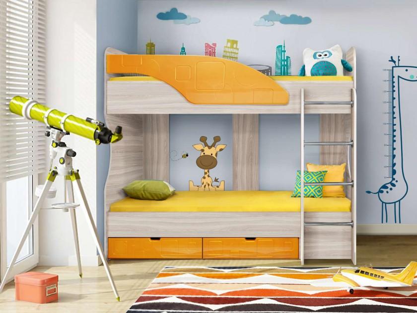кровать Кровать Бриз 5 (80х190) Кровать Бриз 5 (80х190)