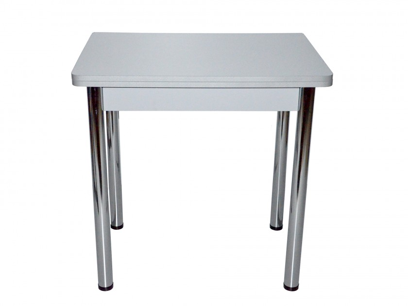 Кухонные столы на хромированных ножках