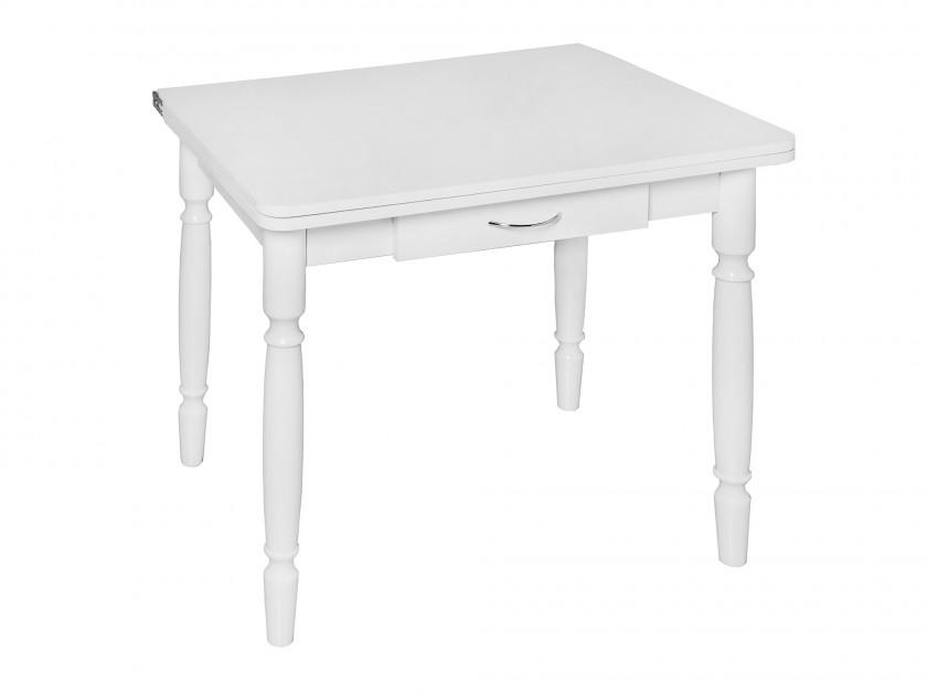 Столы обеденные белые Классика