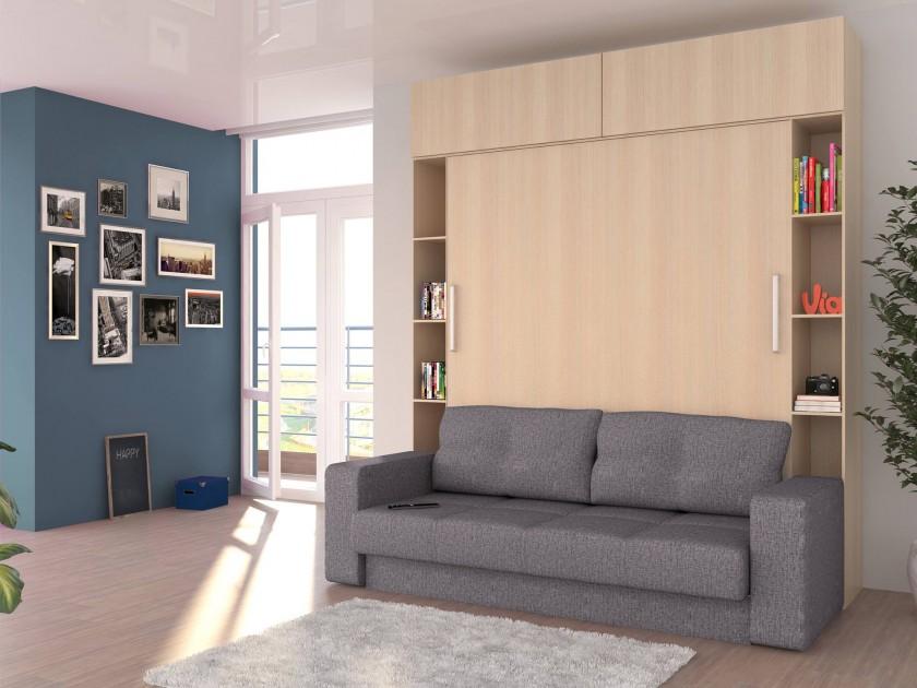Стильные прямые диваны