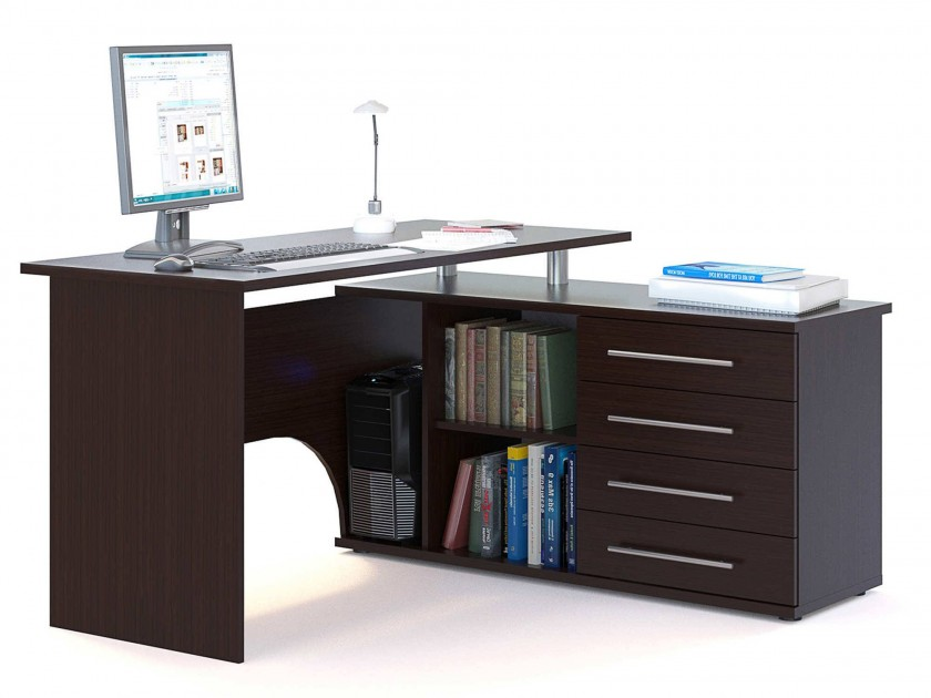 компьютерный стол Компьютерный стол КСТ-109 Правый КСТ-109