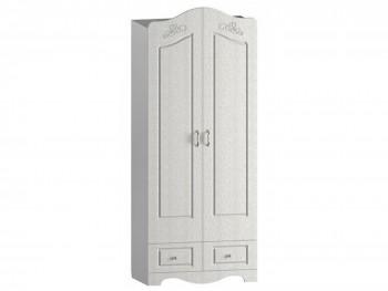 Распашной шкаф Шкаф для одежды и белья двухстворчатый Путник