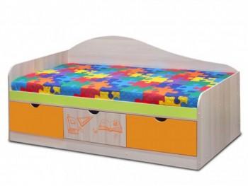 Кровать Кровать Незнайка (80x200)