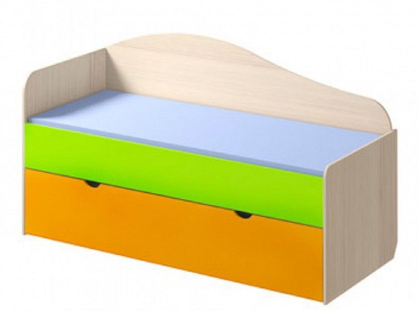 кровать Кровать Незнайка (80x200) Кровать Незнайка (80x200)
