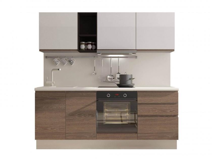 купить кухонный гарнитур Кухня Катюша VK23 Кухня Катюша VK23 дешево