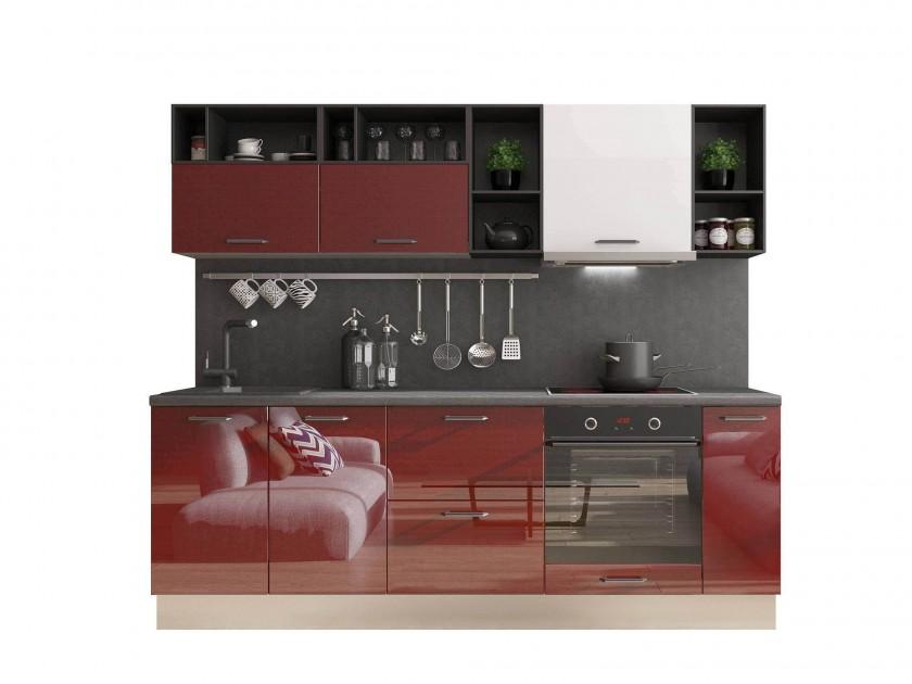 кухонный гарнитур Кухня Катюша VK12 Кухня Катюша VK12