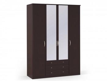 Распашной шкаф Концепт Дуб темный