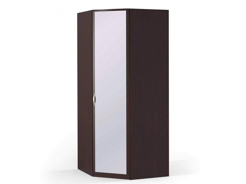 распашной шкаф Шкаф угловой Правый Концепт Концепт Дуб темный