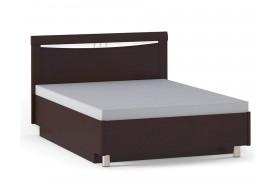Кровать Концепт Дуб темный
