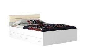 Кровать Кровать с ящиками Виктория-МБ (140х200)