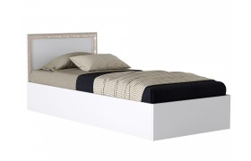 Кровать Кровать с матрасом ГОСТ Виктория-Б (90х200)