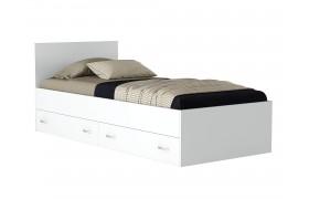 Кровать Кровать с ящиками Виктория (90х200)