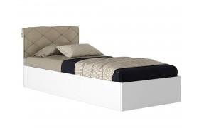 Кровать Кровать с матрасом ГОСТ Виктория-П (90х200)
