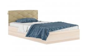 Кровать с матраом ГОСТ Виктория-П (120х200)