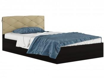 Кровать Кровать с матрасом ГОСТ Виктория-П (120х200)