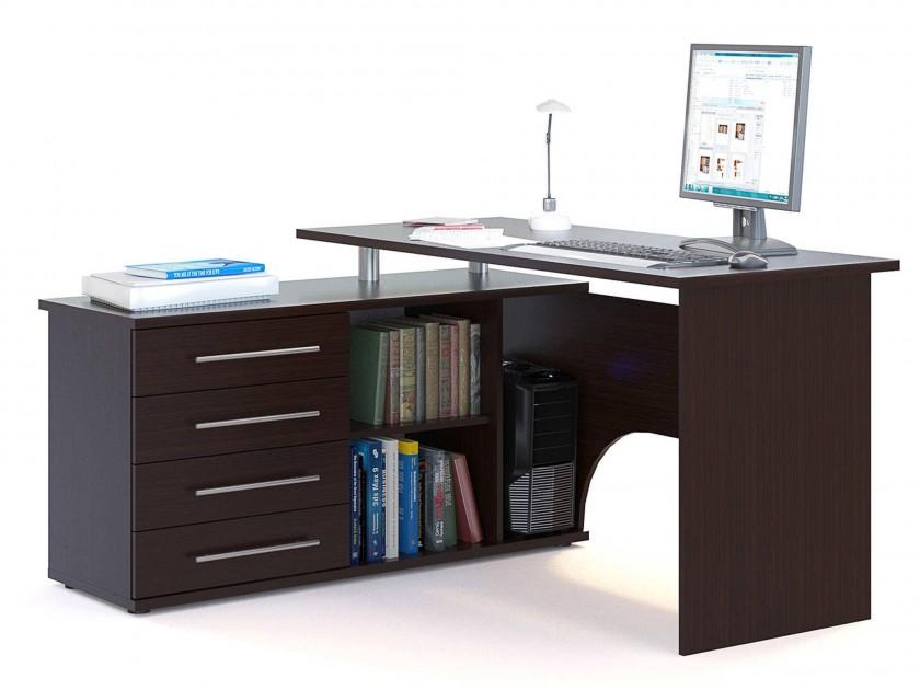 компьютерный стол Компьютерный стол КСТ-109 Левый КСТ-109 компьютерный стол arozzi arena leggero gaming desk black