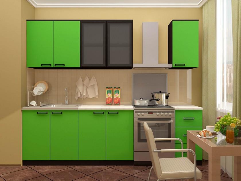 кухонный гарнитур Кухня Олива 2000 Кухня Олива 2000 клоран олива