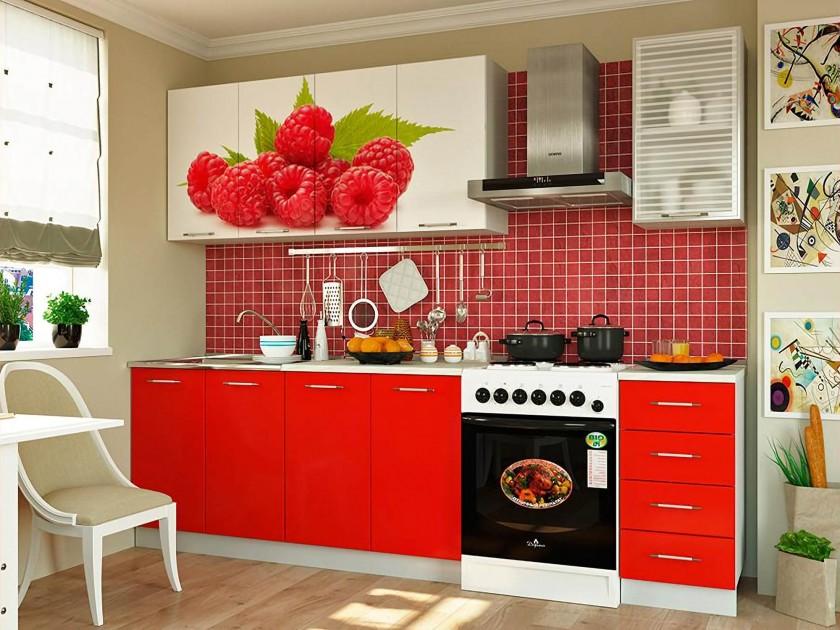 цена на кухонный гарнитур Кухня Малина 2000 Кухня Малина 2000