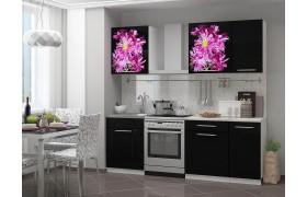 Кухонный гарнитур Кухня с фотопечатью Астра
