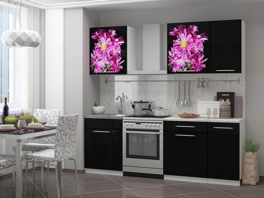 цена на кухонный гарнитур Кухня с фотопечатью Астра Кухня с фотопечатью Астра
