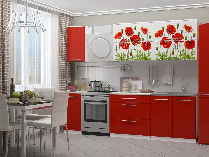 кухонный гарнитур Кухня Маки 2000 Кухня Маки 2000