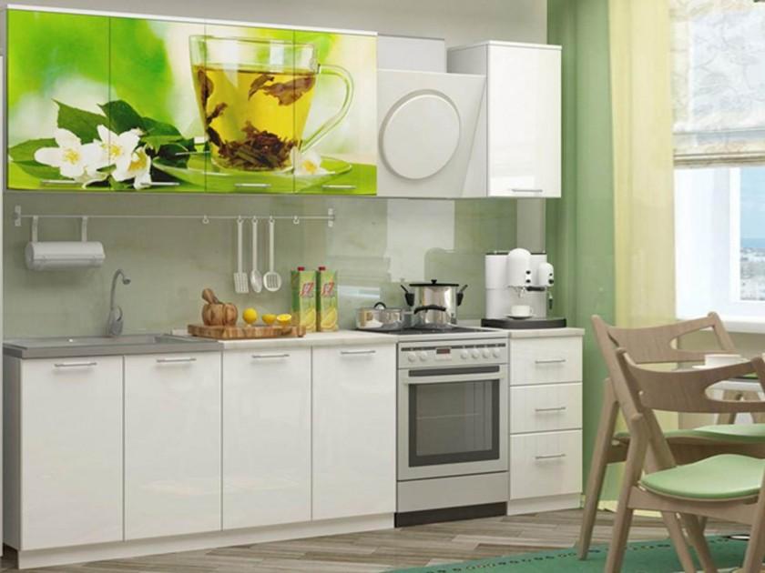 Кухня Чай мята 2000 Фотопечать недорого
