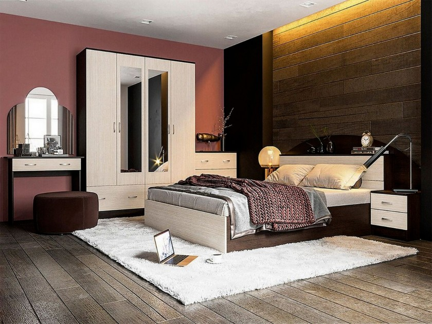 Фото - спальный гарнитур Спальня Александра Спальня Александра спальный гарнитур спальня соренто спальня соренто